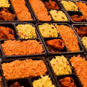 Jollof & Fried Rice | Delivery Only