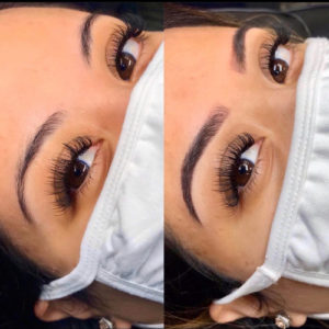Ombre brows Lahot aesthetic Ojota