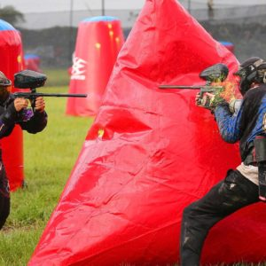 Paintball for 10 people | Ultimate Arena Paintball | Magodo