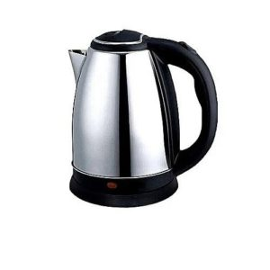 Electric Cordless Jug With Stainless Body